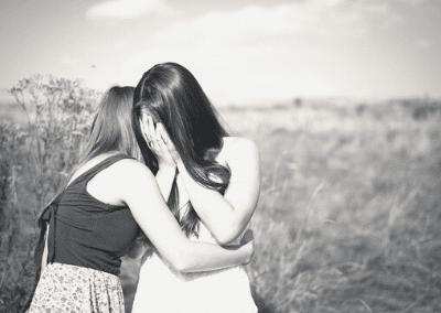 Sag nicht, sag lieber – Hilfe im Umgang mit trauernden Eltern