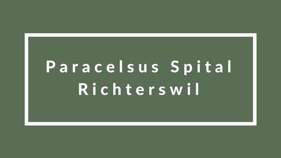 Unsere Zeit im Paracelsus Spital Richterswil