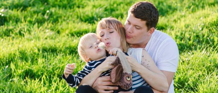 Familienfotos mit Lennis