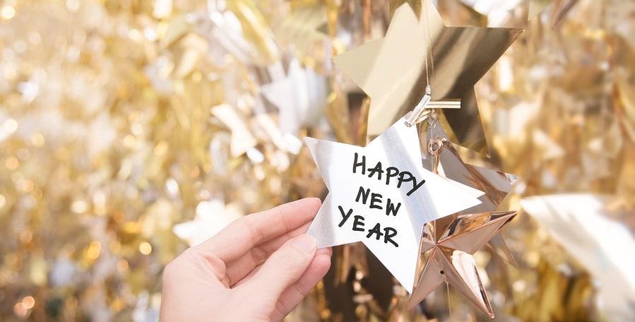 Neues Jahr und ganz viel Glück