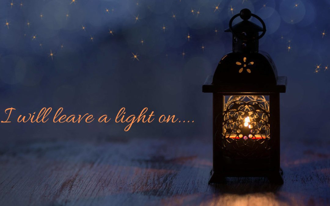 Ein Licht brennt für dich