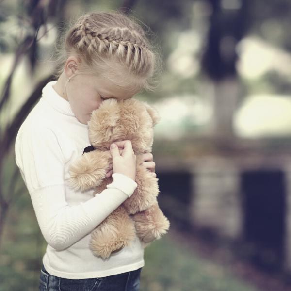 Kinder trauer
